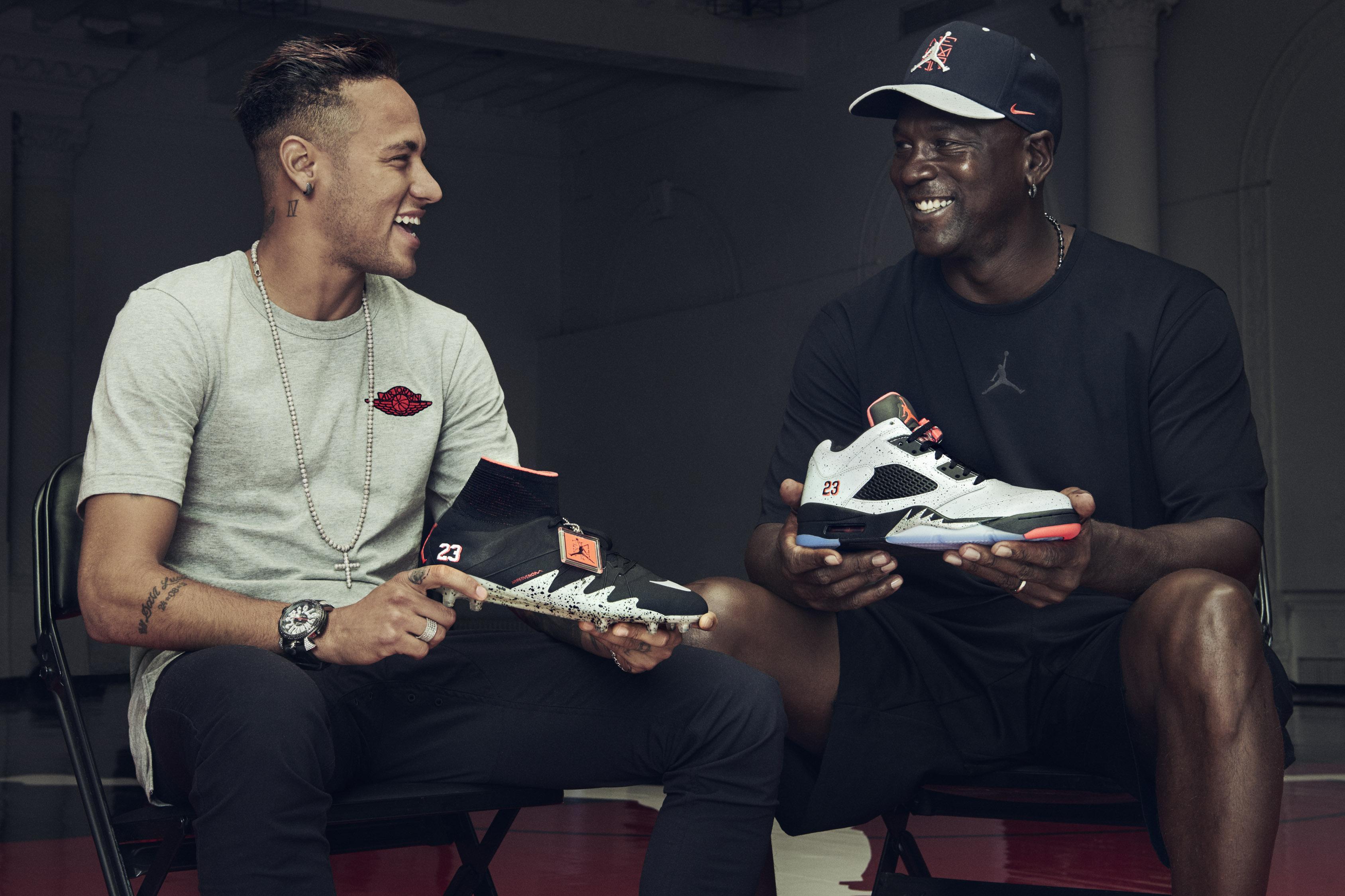 Jordan x Neymar