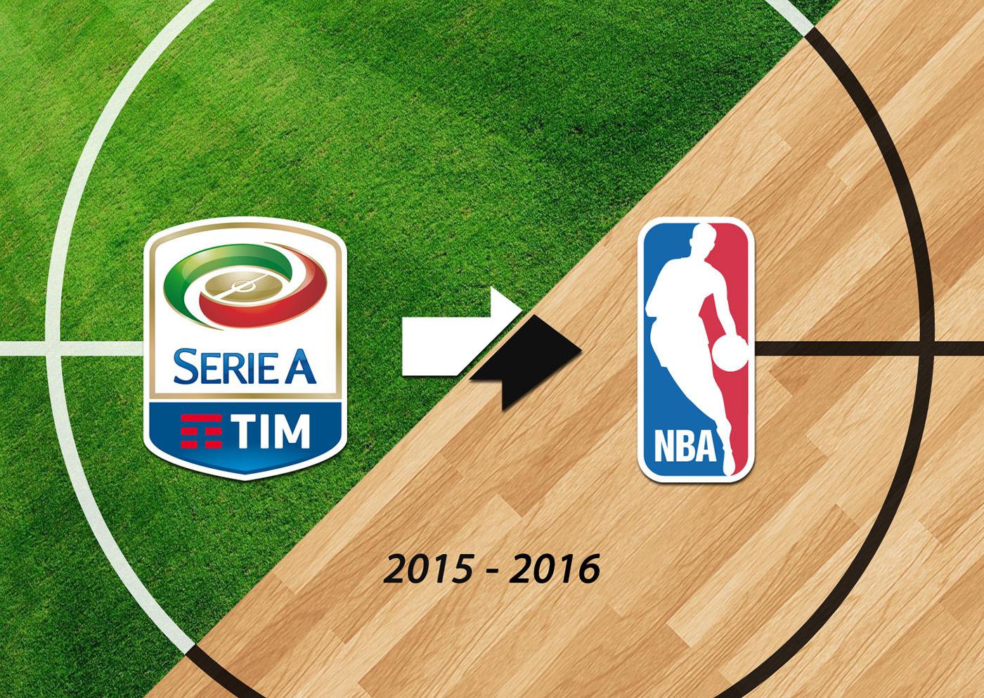 Seria A to NBA