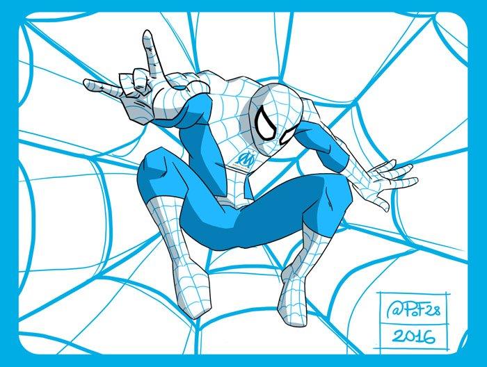Spider-OM