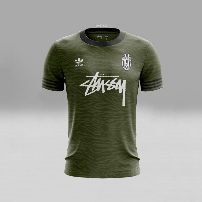 Juventus-Stussy