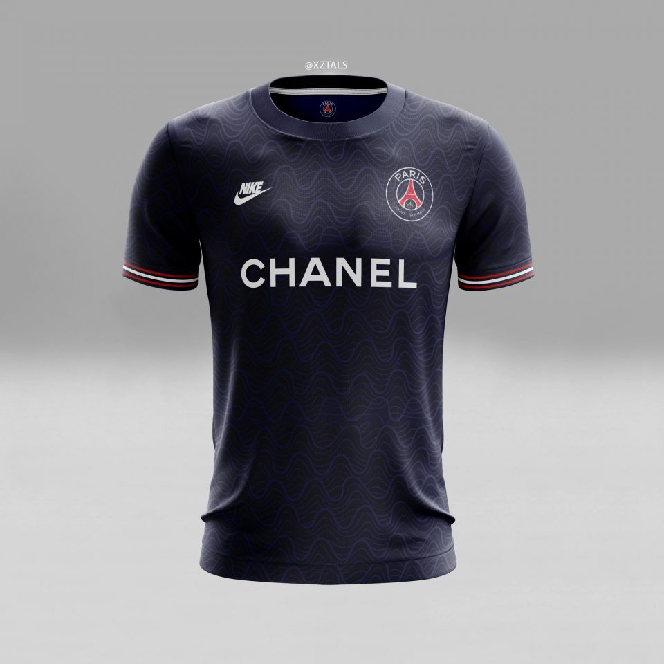 Paris-PSG-Chanel