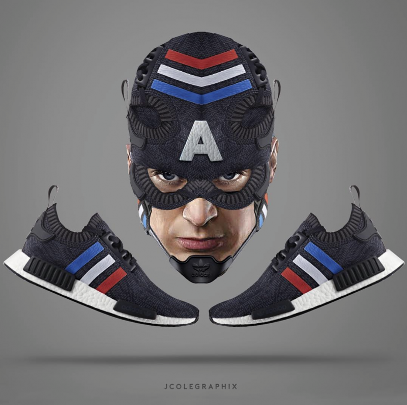 Jeff_Cole-Adidas-Boost-Captain-America