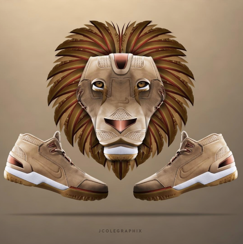 Jeff_Cole-Nike-Lion-Roi-King