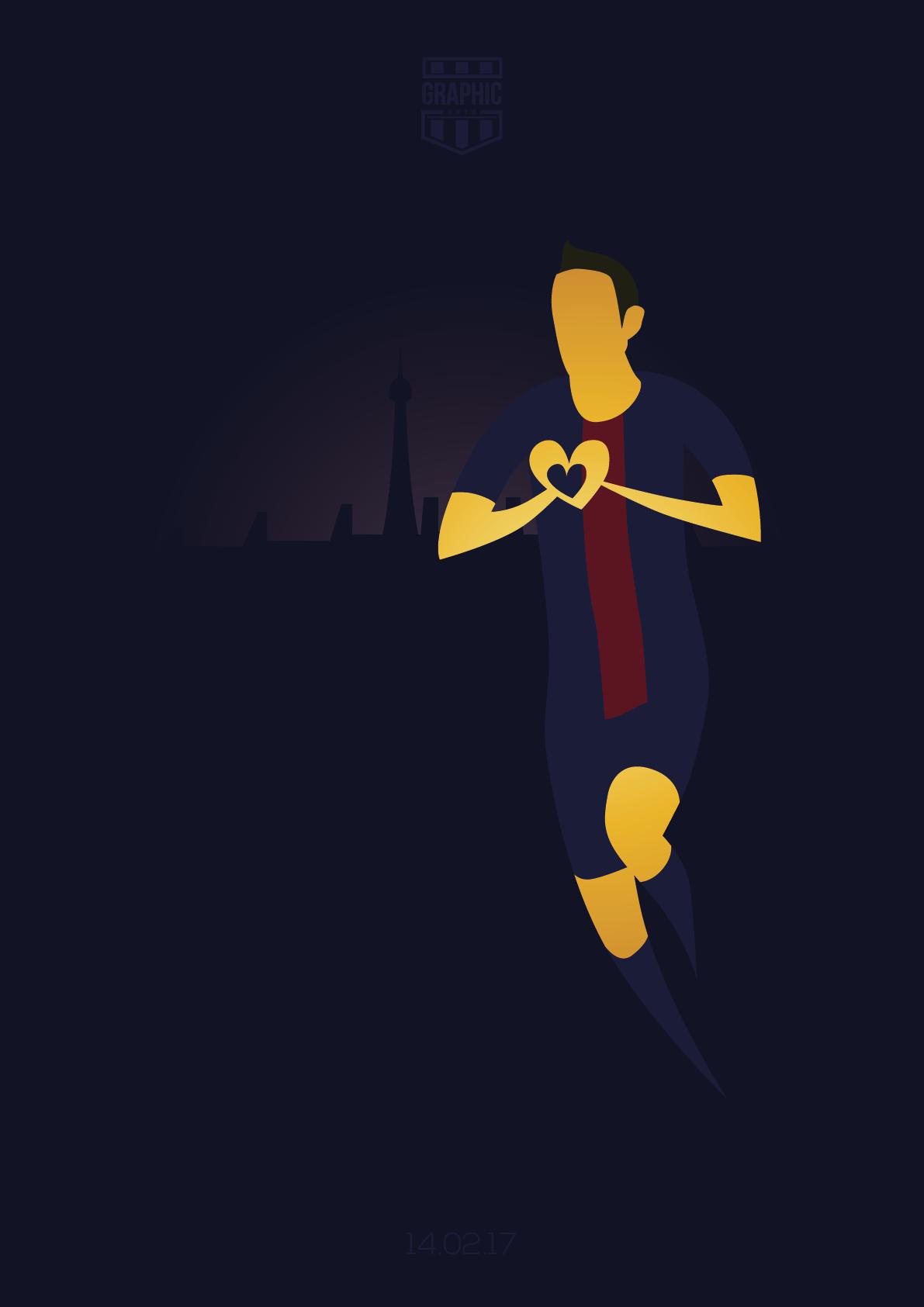 PSG / Barcelone – 14.02.17