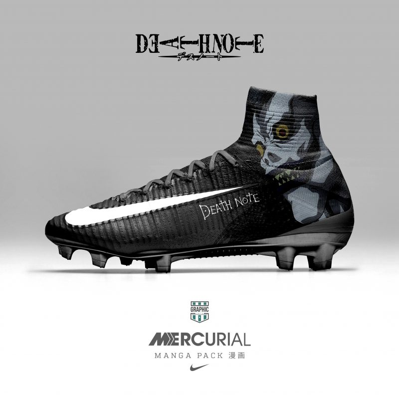 Manga Nike Mercurial Untd Pack – Graphic hQxrdCts