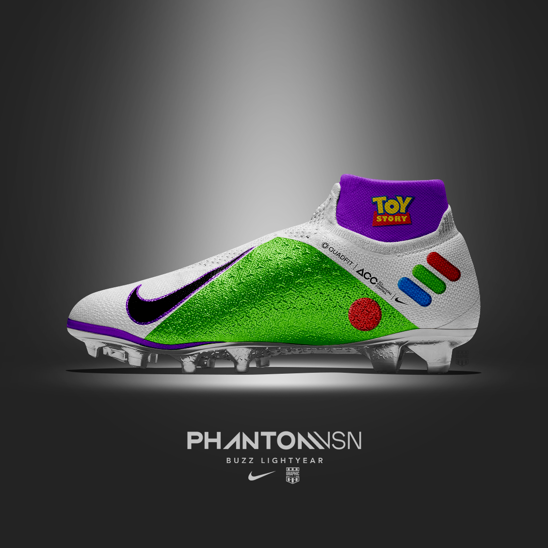 Nike Phantom 7th Art Pack