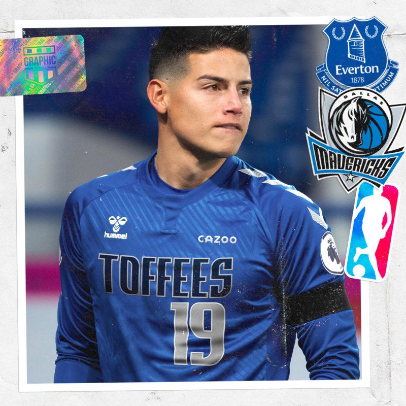 Everton-Mavs